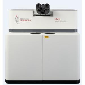 爱丁堡一体化全自动显微共聚焦拉曼光谱仪RM5