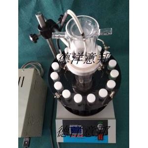 光化学反应仪/16位充气型平行反应仪