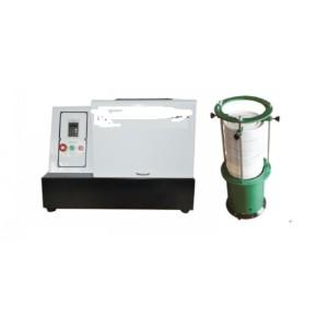 CQM行星式球磨机(土壤研磨器与筛分器)与筛分器