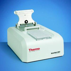 NanoDrop 8000 分光光度计
