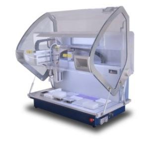 欧罗拉 磁珠法核酸提取系统 液体处理工作站