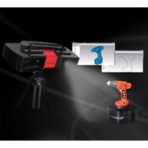 3D扫描仪/三维光学扫描测量仪MICRON3D color 10Mpix