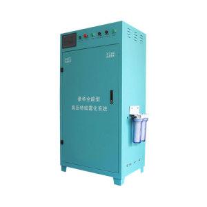 高压微雾加湿机降尘原理 喷雾降尘的必要性