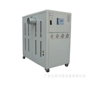 散热冷却  工业产品吹冷风快速降温方法