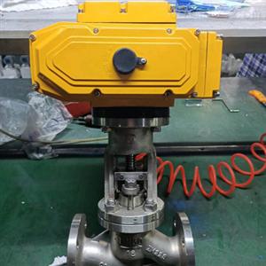 J941W精小型多回转电动截止阀